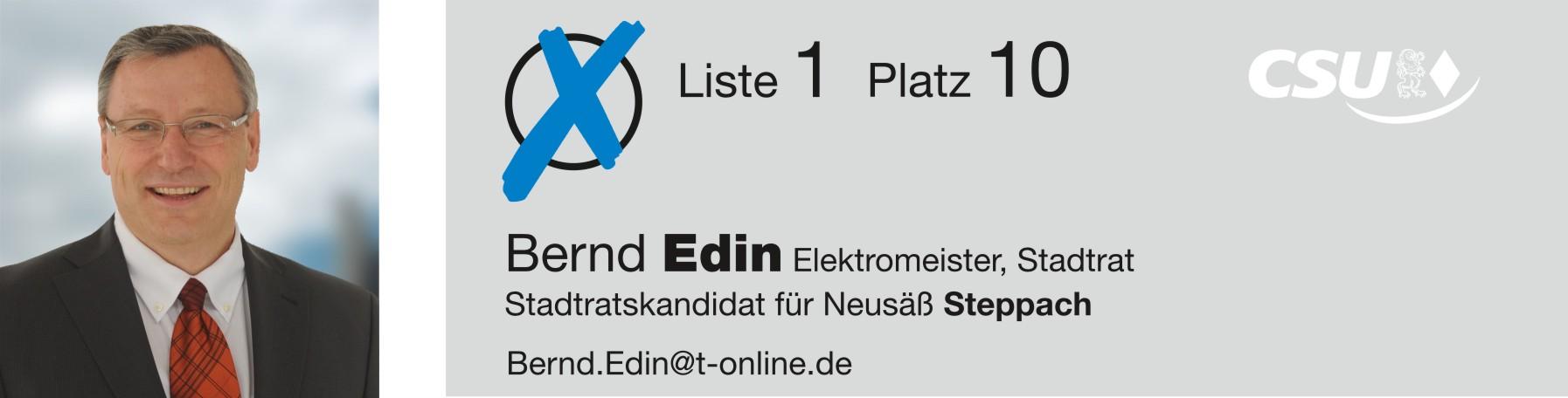 Bernd Edin
