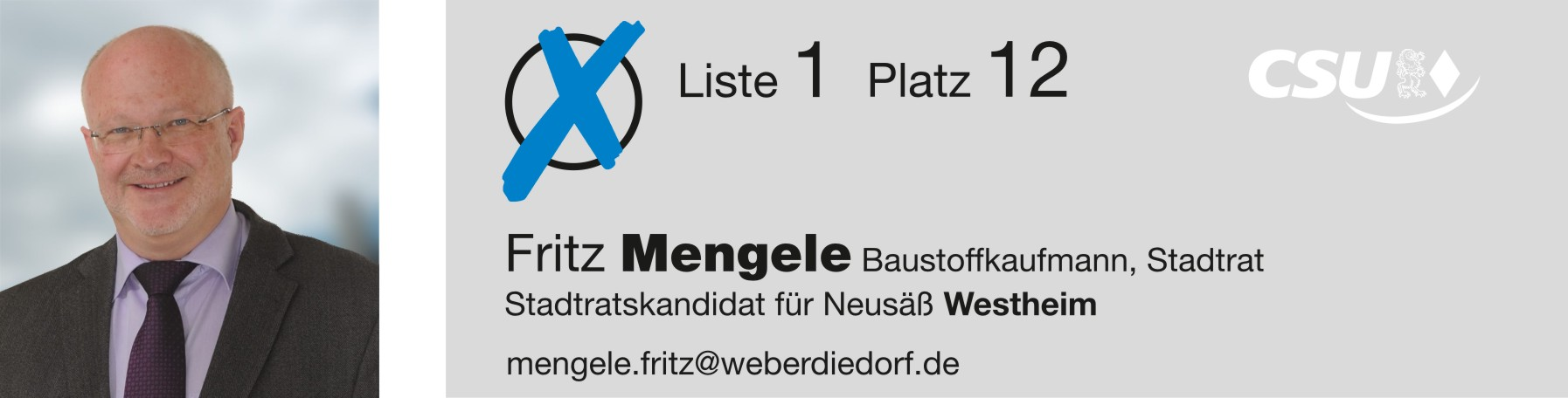 Fritz Mengele