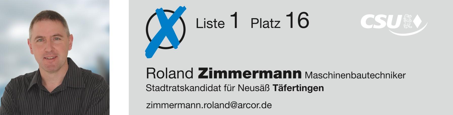 Roland Zimmermann