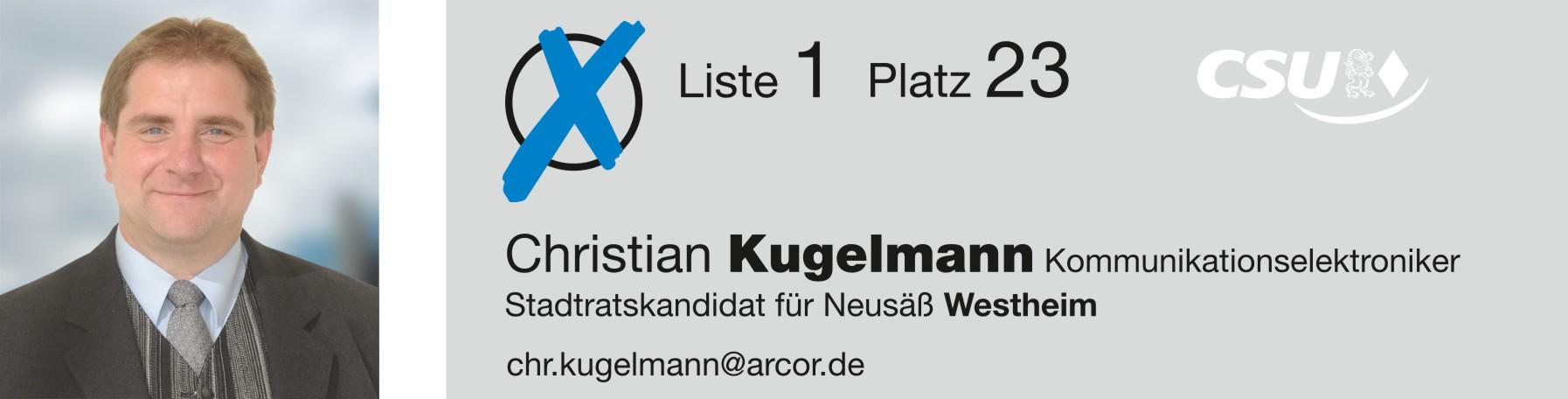 Christian Kugelmann