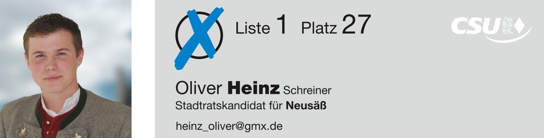Oliver Heinz